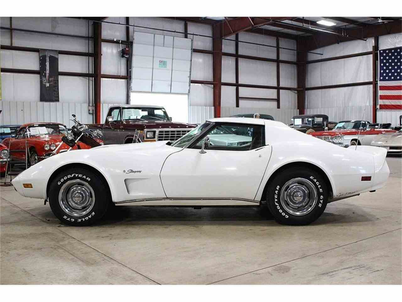Large Picture of '76 Chevrolet Corvette located in Michigan Offered by GR Auto Gallery - LRX2