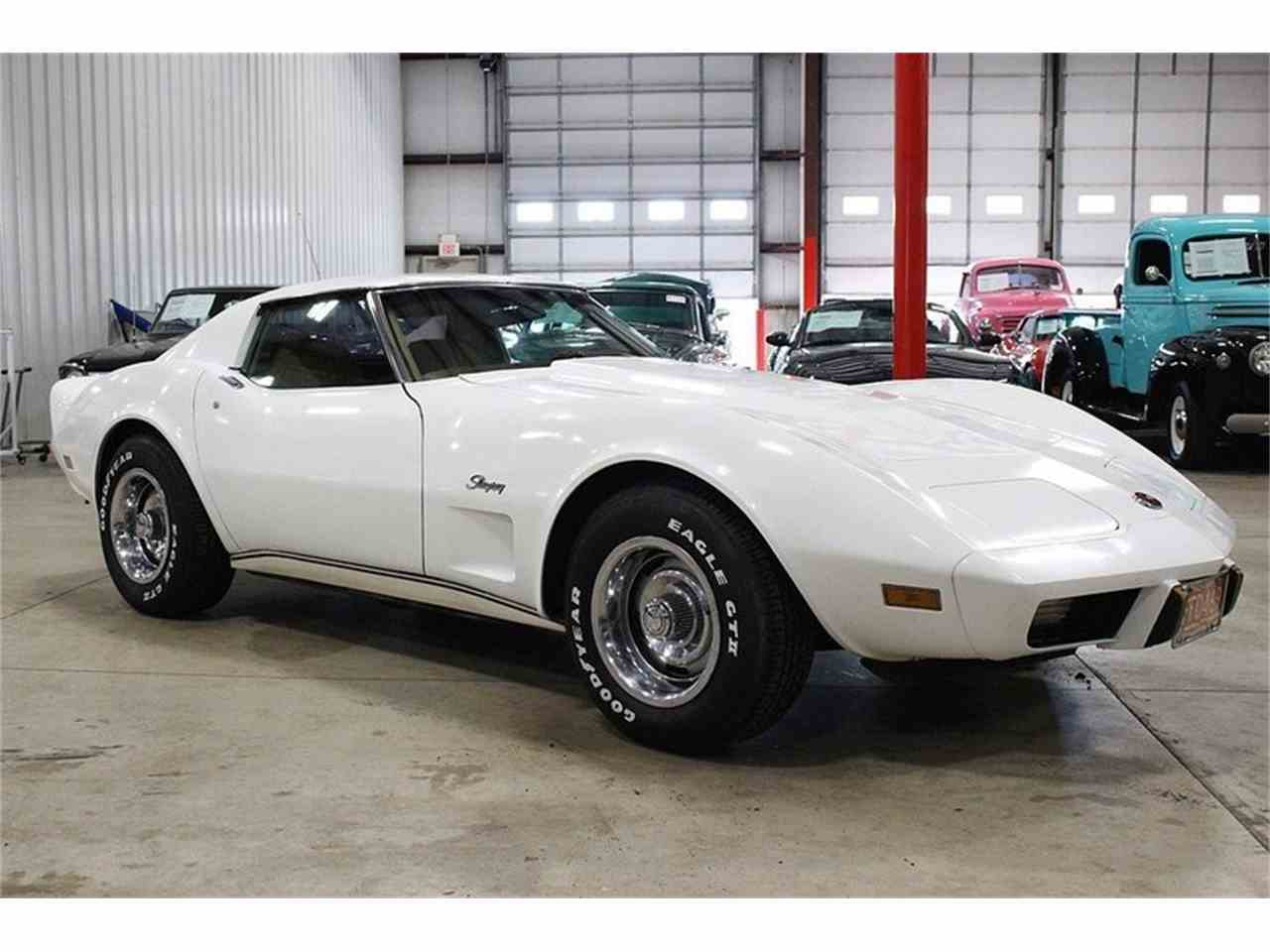 Large Picture of 1976 Corvette located in Kentwood Michigan - $9,900.00 Offered by GR Auto Gallery - LRX2