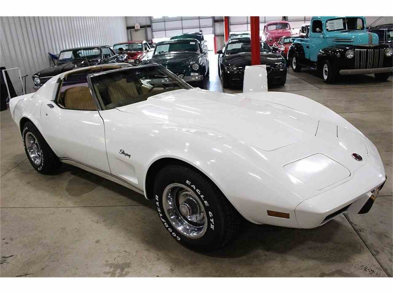 Large Picture of '76 Corvette located in Michigan Offered by GR Auto Gallery - LRX2