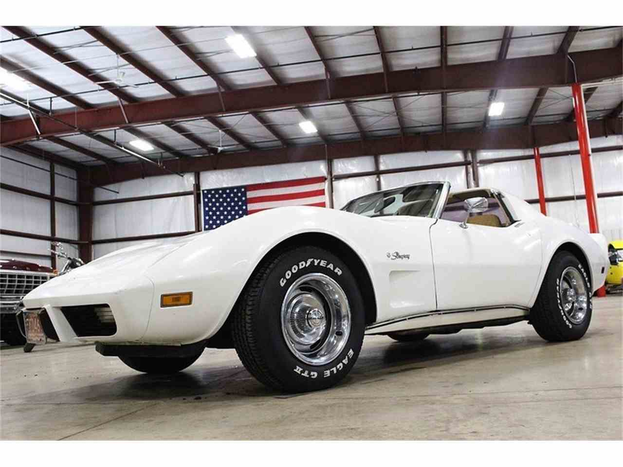 Large Picture of 1976 Chevrolet Corvette - LRX2