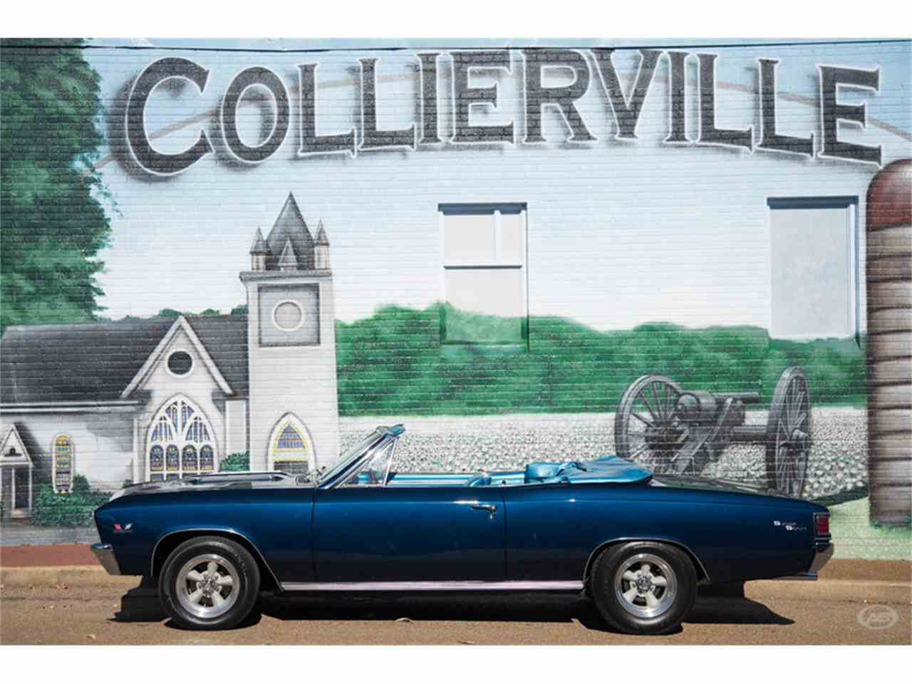 Large Picture of '67 Chevelle - LRX4