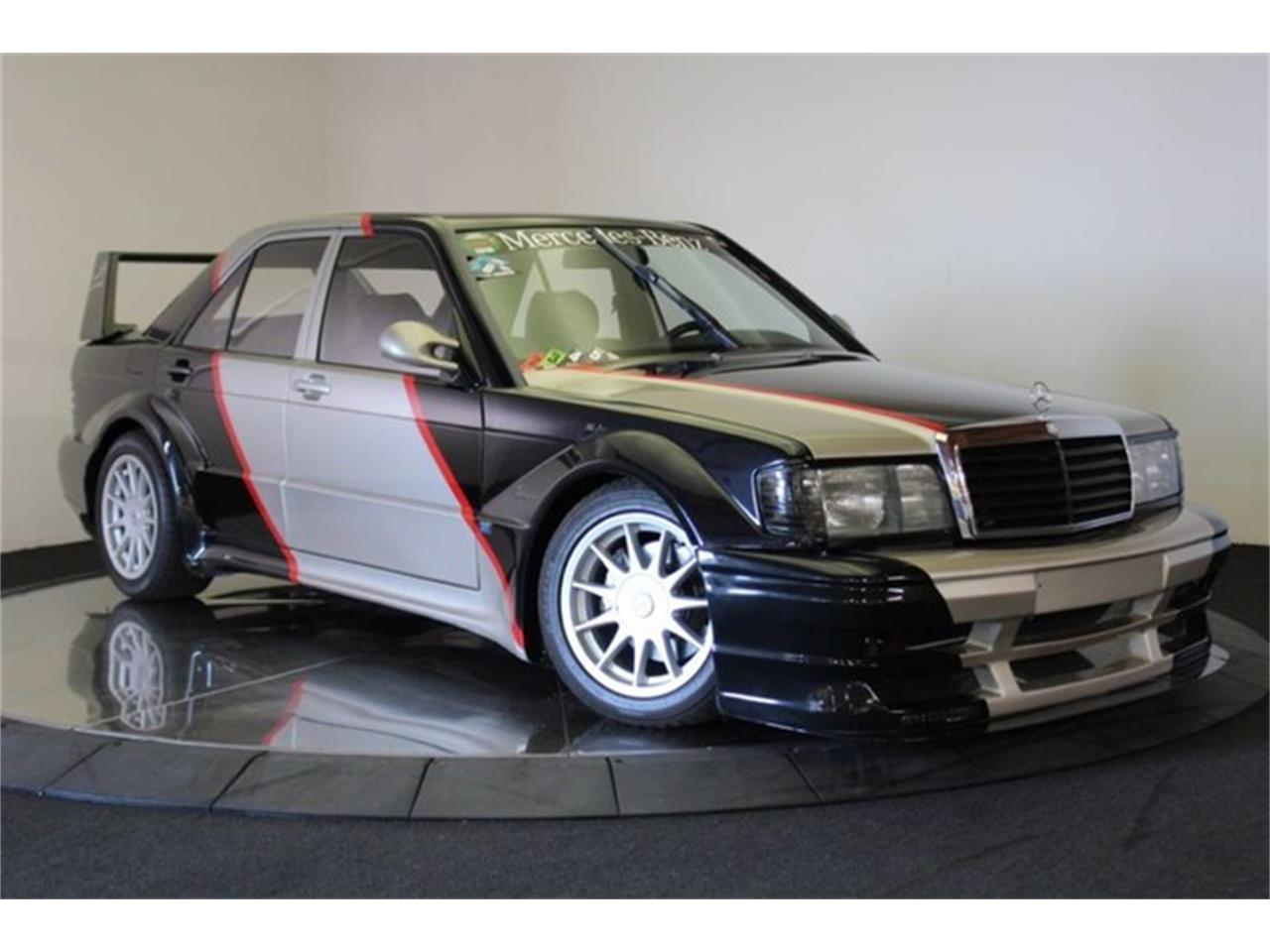 1986 Mercedes Benz 190e For Sale Classiccars Com Cc 1015978