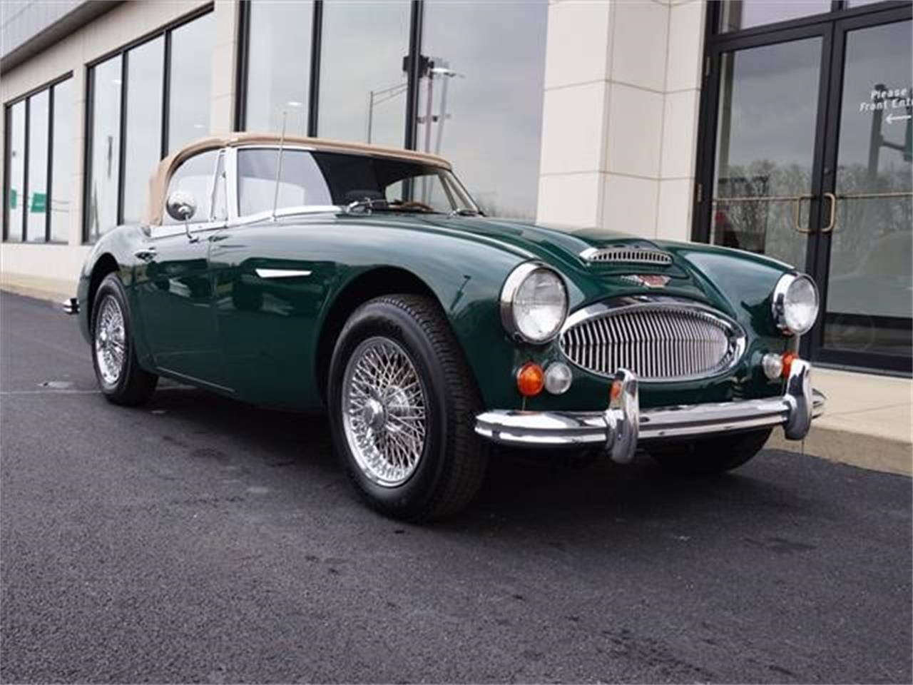 Large Picture of Classic '67 Austin-Healey 3000 Mark III located in Ohio - $59,999.00 - LRXT