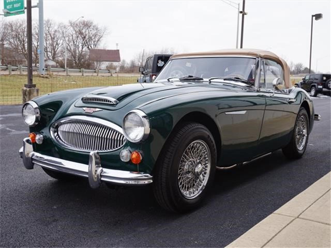 Large Picture of '67 Austin-Healey 3000 Mark III - $59,999.00 Offered by Nelson Automotive, Ltd. - LRXT