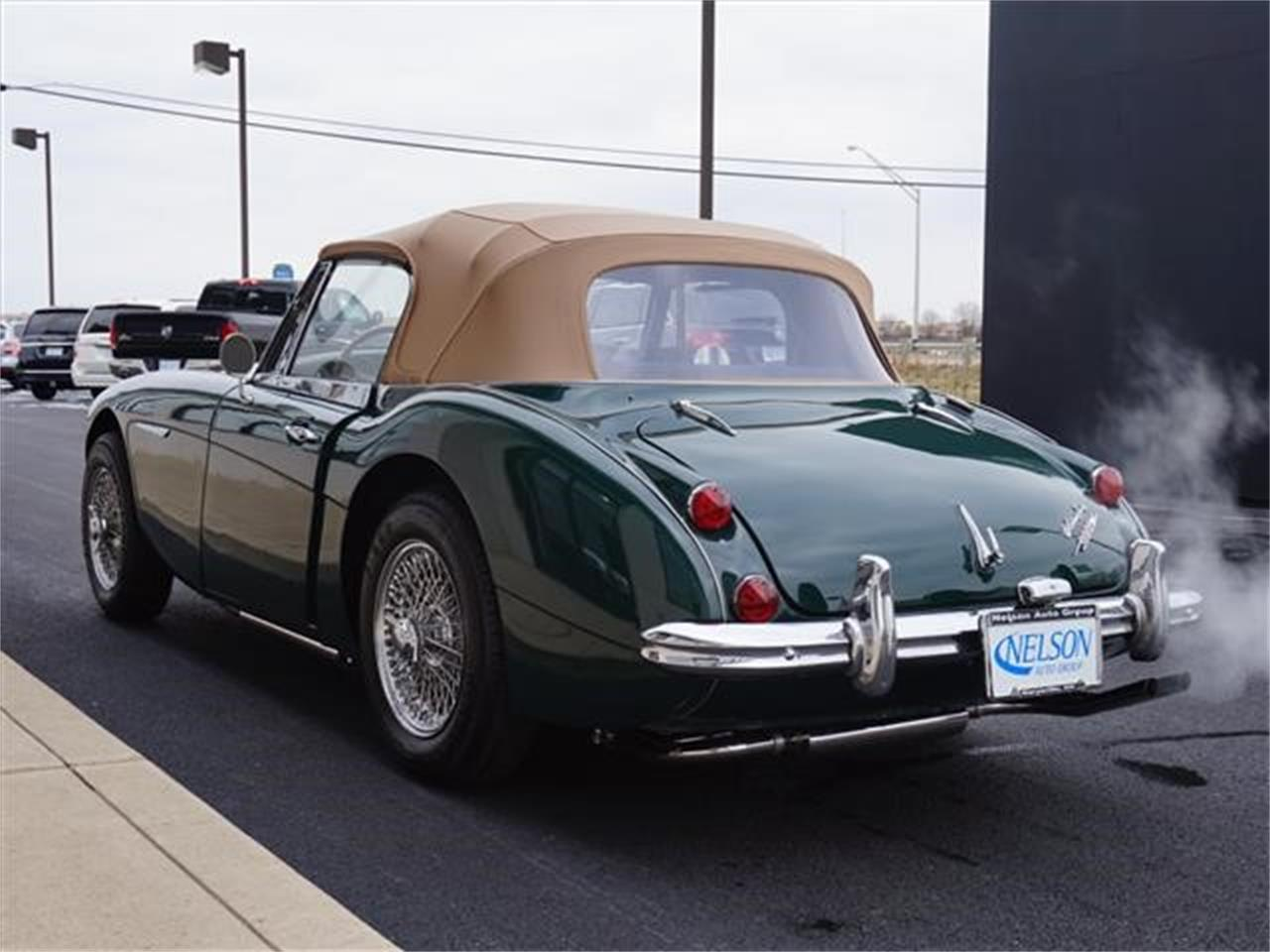 Large Picture of '67 Austin-Healey 3000 Mark III located in Marysville Ohio - $59,999.00 Offered by Nelson Automotive, Ltd. - LRXT