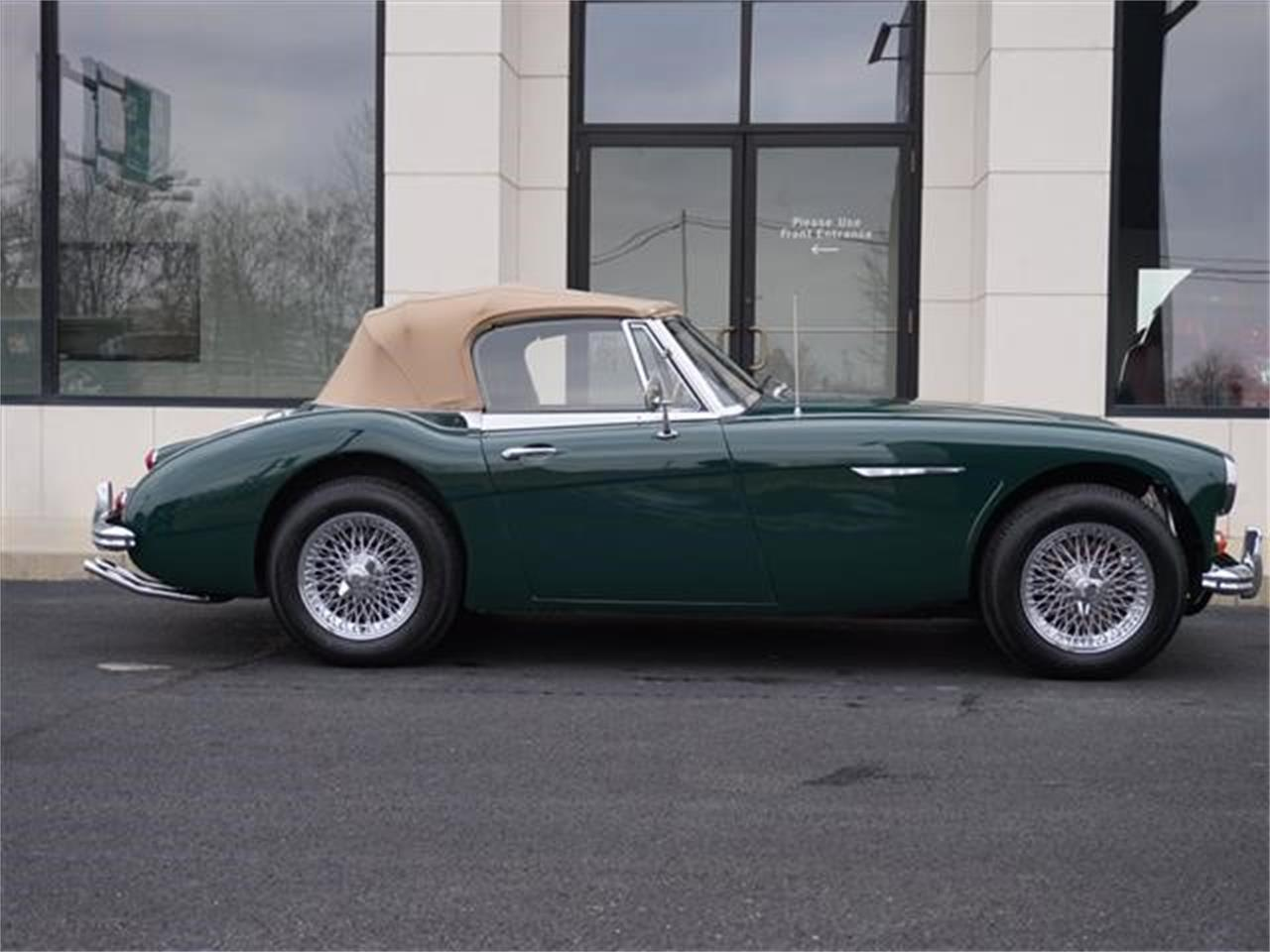 Large Picture of '67 Austin-Healey 3000 Mark III Offered by Nelson Automotive, Ltd. - LRXT