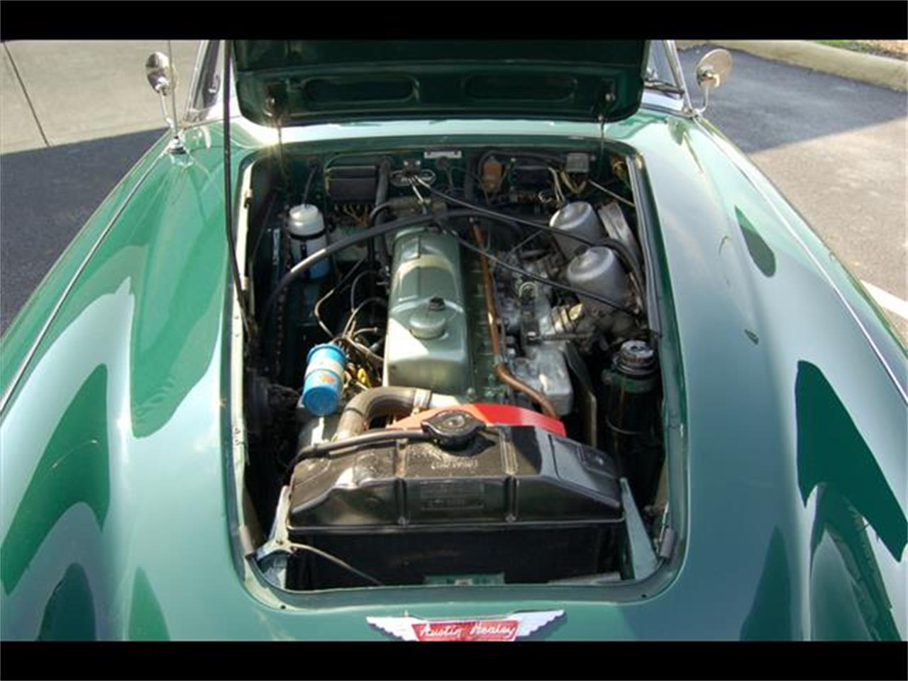 Large Picture of Classic '67 Austin-Healey 3000 Mark III Offered by Nelson Automotive, Ltd. - LRXT