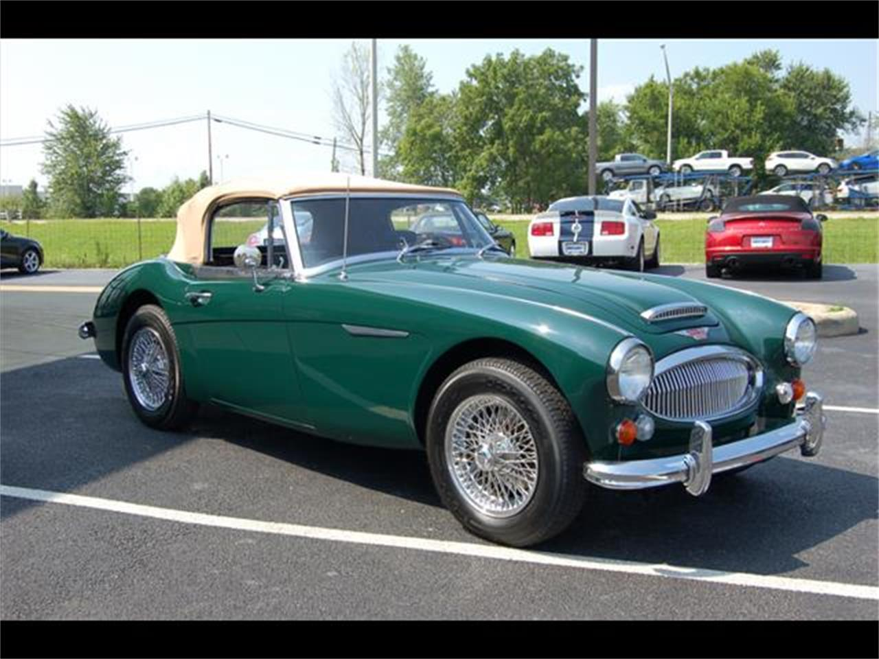 Large Picture of Classic 1967 3000 Mark III located in Ohio Offered by Nelson Automotive, Ltd. - LRXT