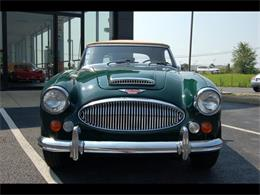 Picture of '67 Austin-Healey 3000 Mark III located in Marysville Ohio - LRXT