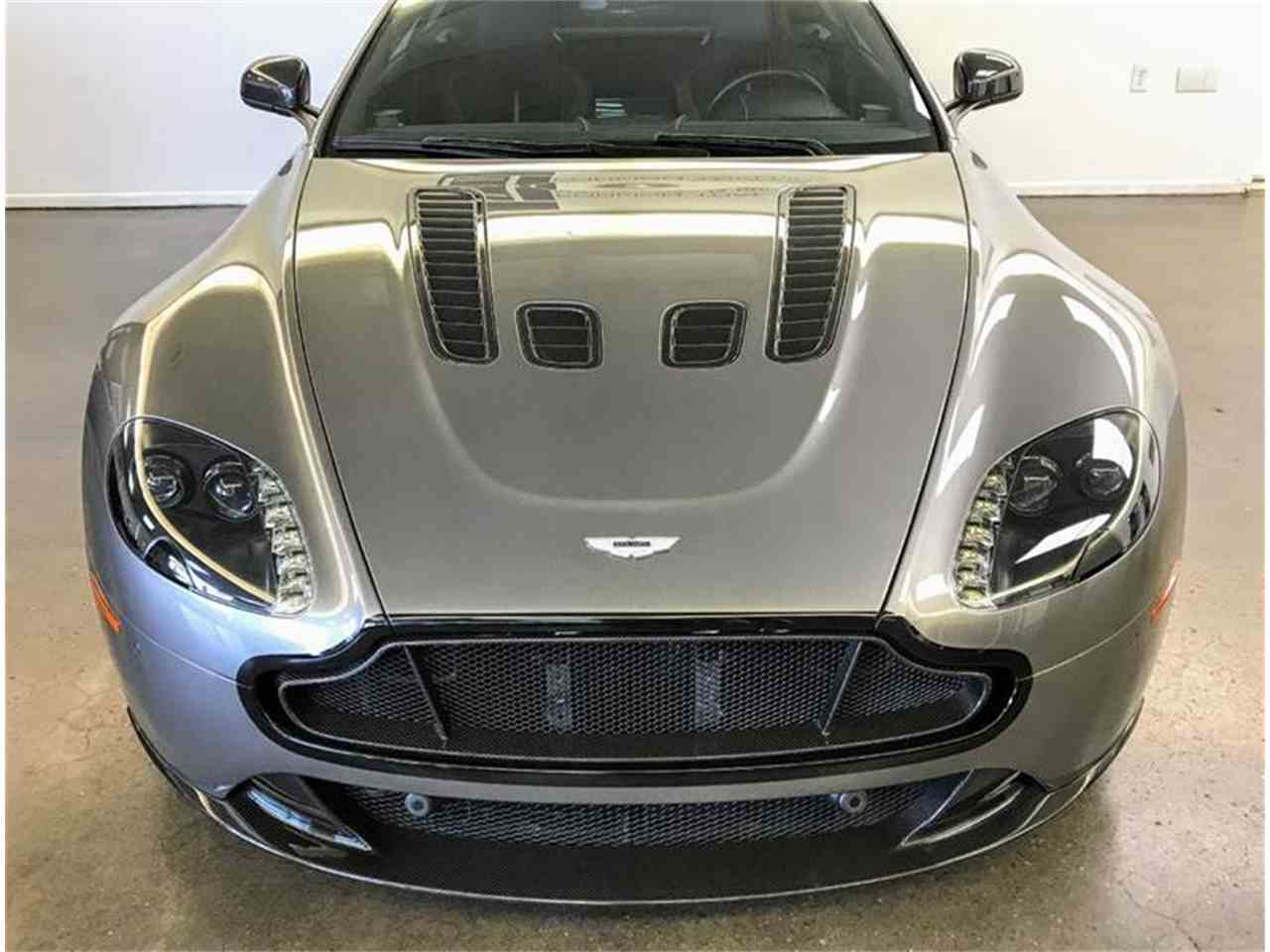 Large Picture of '15 V12 Vantage S - LRXU