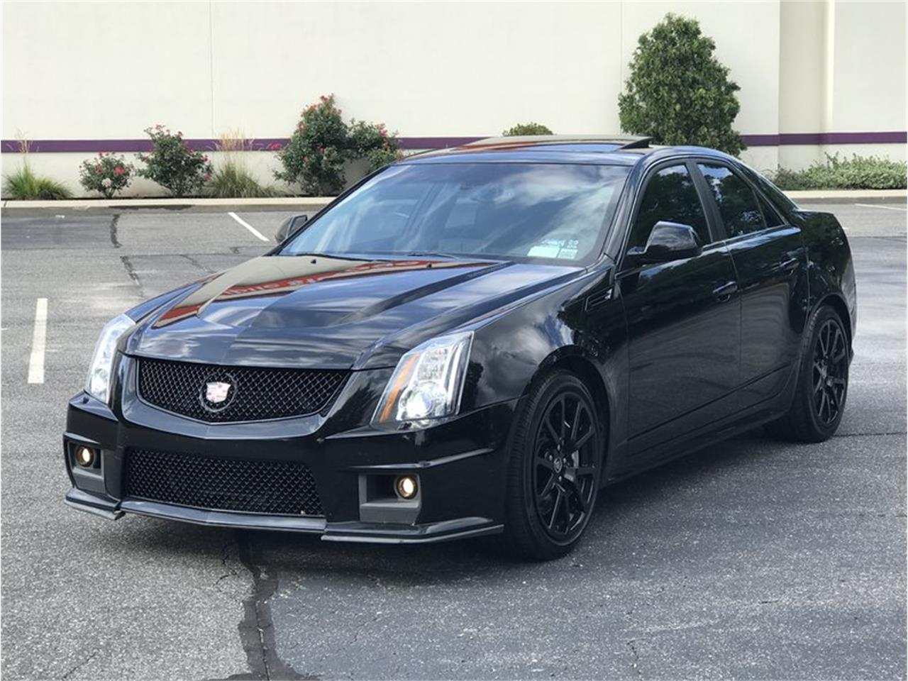 Large Picture of '09 CTS-V - LRXY
