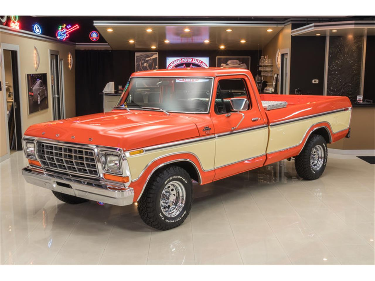 Large Picture of '79 F150 XLT Pickup - LRY0