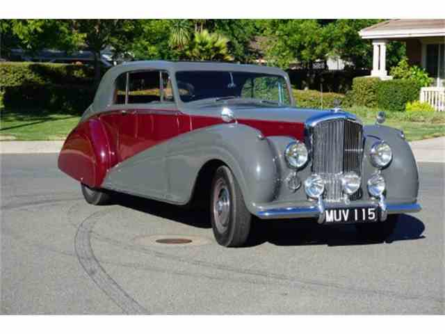 Picture of 1951 Park Ward Coupe Offered by  - LRY3