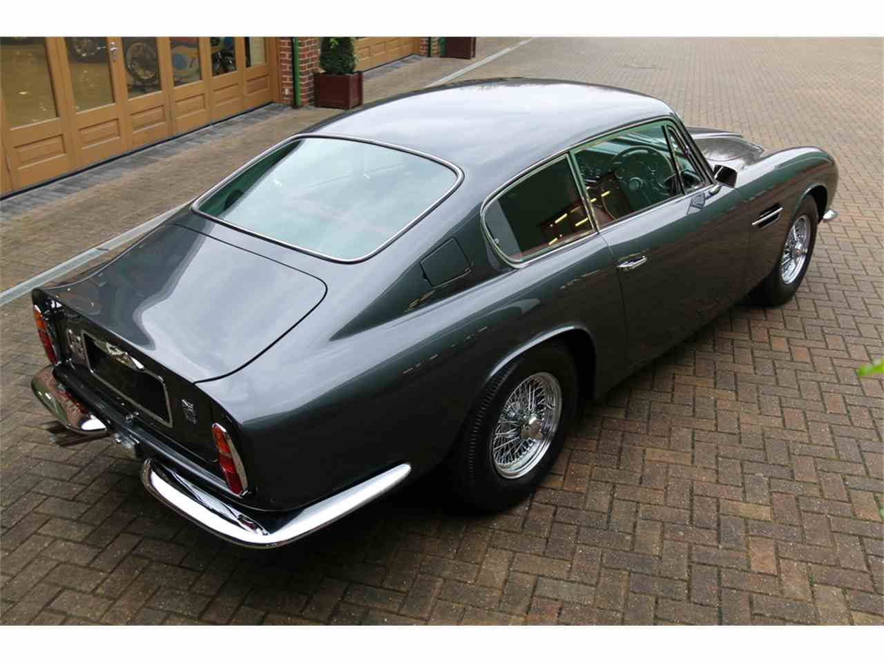 Large Picture of Classic '70 DB6 Mark II Offered by JD Classics LTD - LRY5
