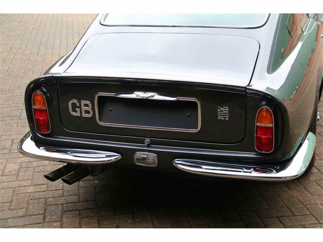 Large Picture of Classic 1970 Aston Martin DB6 Mark II located in  Offered by JD Classics LTD - LRY5