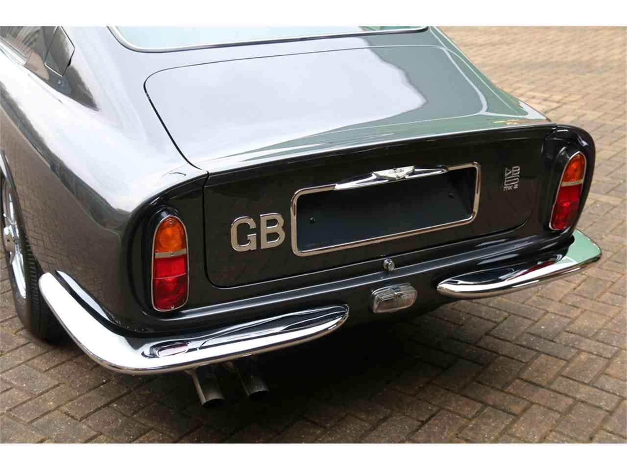 Large Picture of Classic '70 Aston Martin DB6 Mark II located in  - LRY5