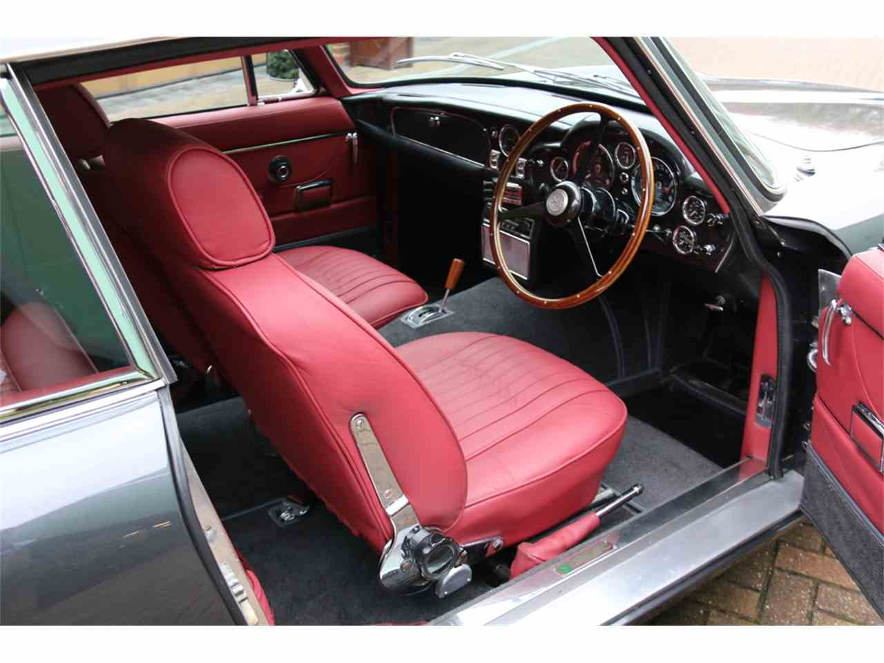 Large Picture of 1970 DB6 Mark II located in  Auction Vehicle Offered by JD Classics LTD - LRY5
