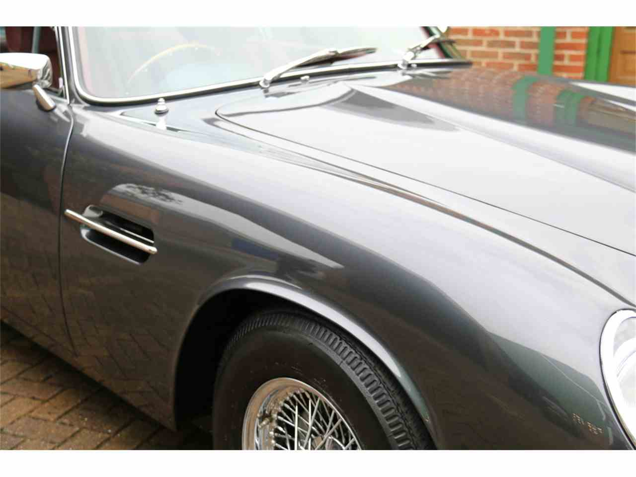 Large Picture of Classic '70 Aston Martin DB6 Mark II located in  Offered by JD Classics LTD - LRY5
