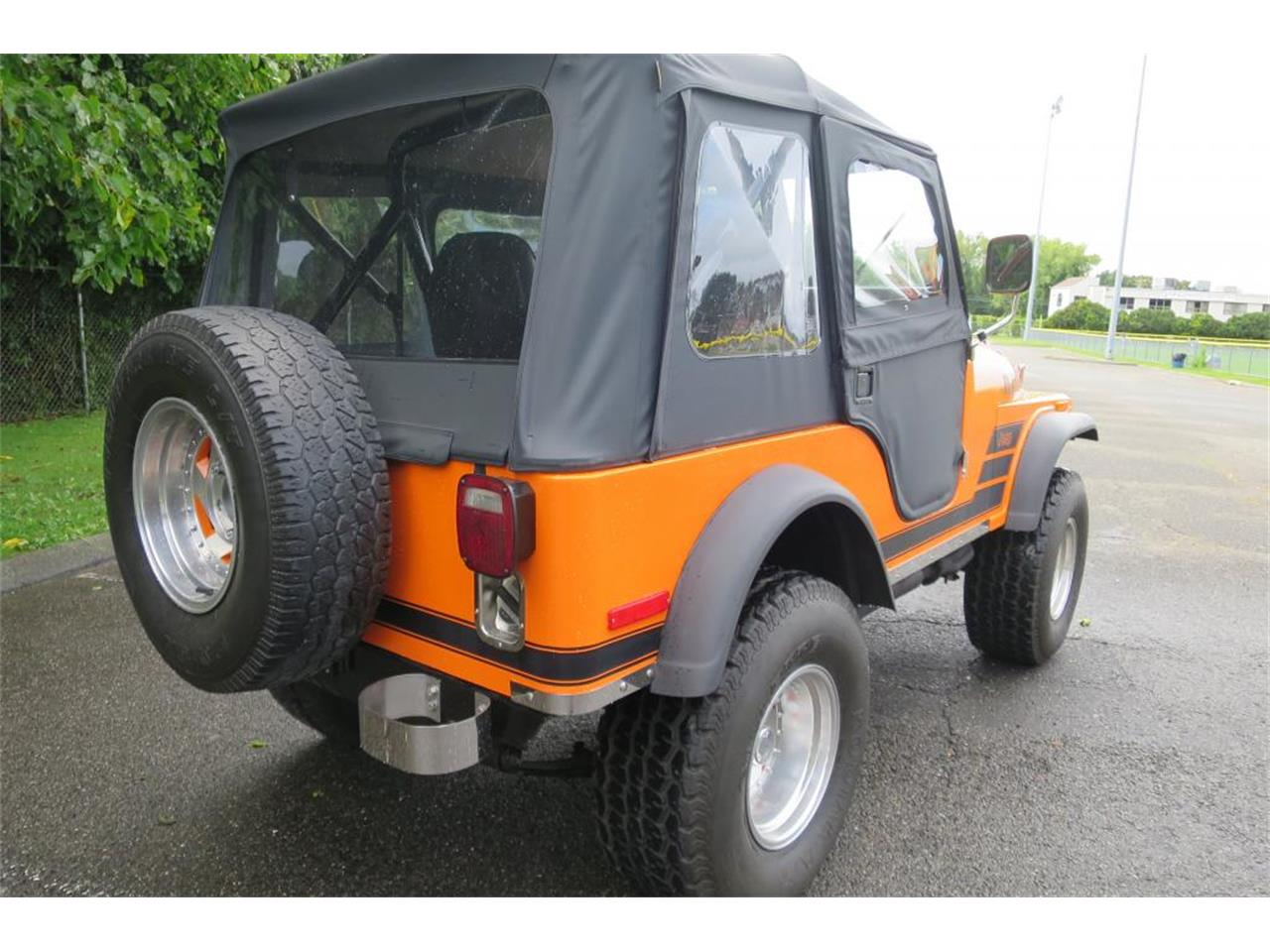 Large Picture of '79 CJ5 - LRYA