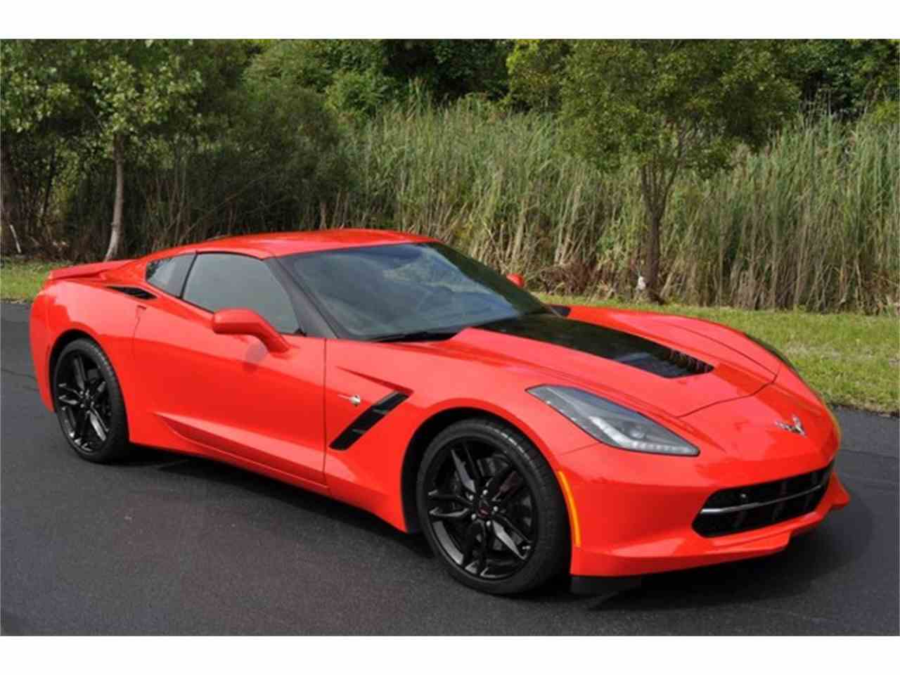 Large Picture of '16 Corvette - LRYE