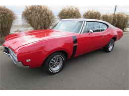 Picture of Classic 1968 Oldsmobile Cutlass Supreme located in Milford City Connecticut Offered by Napoli Classics - LRYN