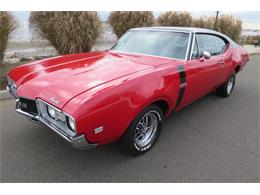 Picture of 1968 Oldsmobile Cutlass Supreme located in Milford City Connecticut Auction Vehicle - LRYN