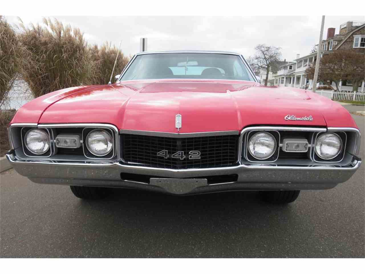 1968 oldsmobile cutlass supreme for sale cc 1016015. Black Bedroom Furniture Sets. Home Design Ideas