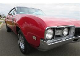 Picture of 1968 Cutlass Supreme Auction Vehicle - LRYN