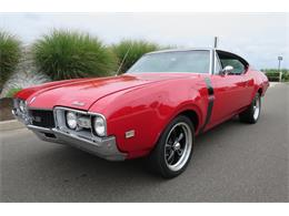 Picture of Classic 1968 Oldsmobile Cutlass Supreme Auction Vehicle - LRYN