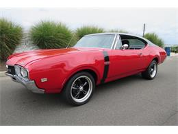 Picture of '68 Oldsmobile Cutlass Supreme Auction Vehicle - LRYN