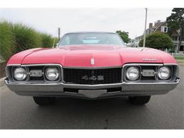 Picture of Classic 1968 Cutlass Supreme located in Connecticut Auction Vehicle - LRYN