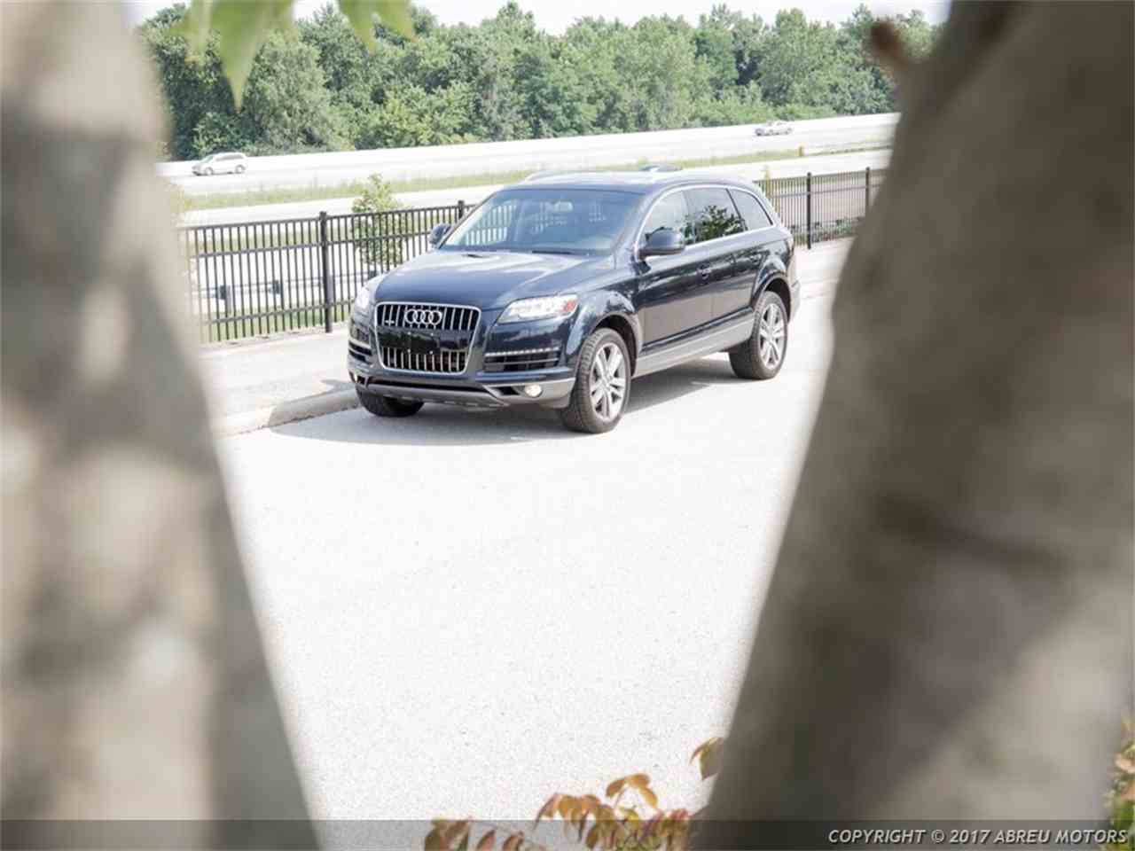 Large Picture of '11 Q7 - LRYO