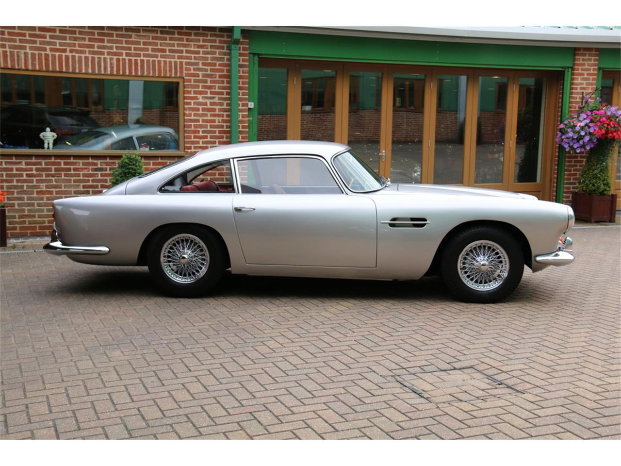 Large Picture of '63 DB4 Series V - LRYT
