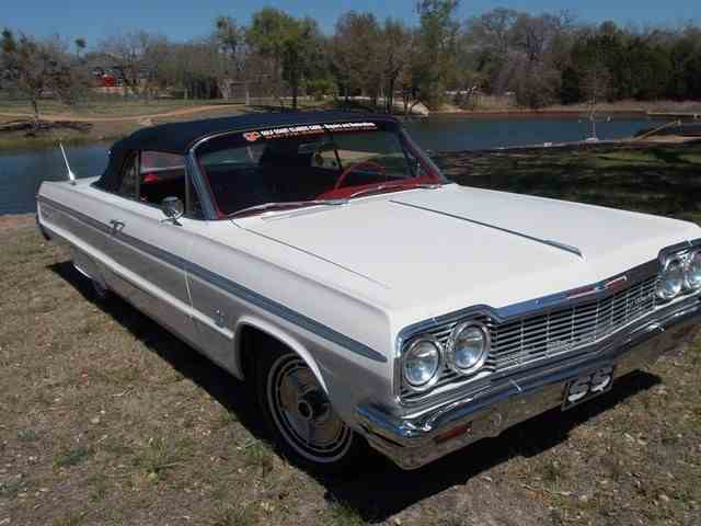 Picture of Classic 1964 Impala located in Liberty Hill Texas Offered by  - LRYU