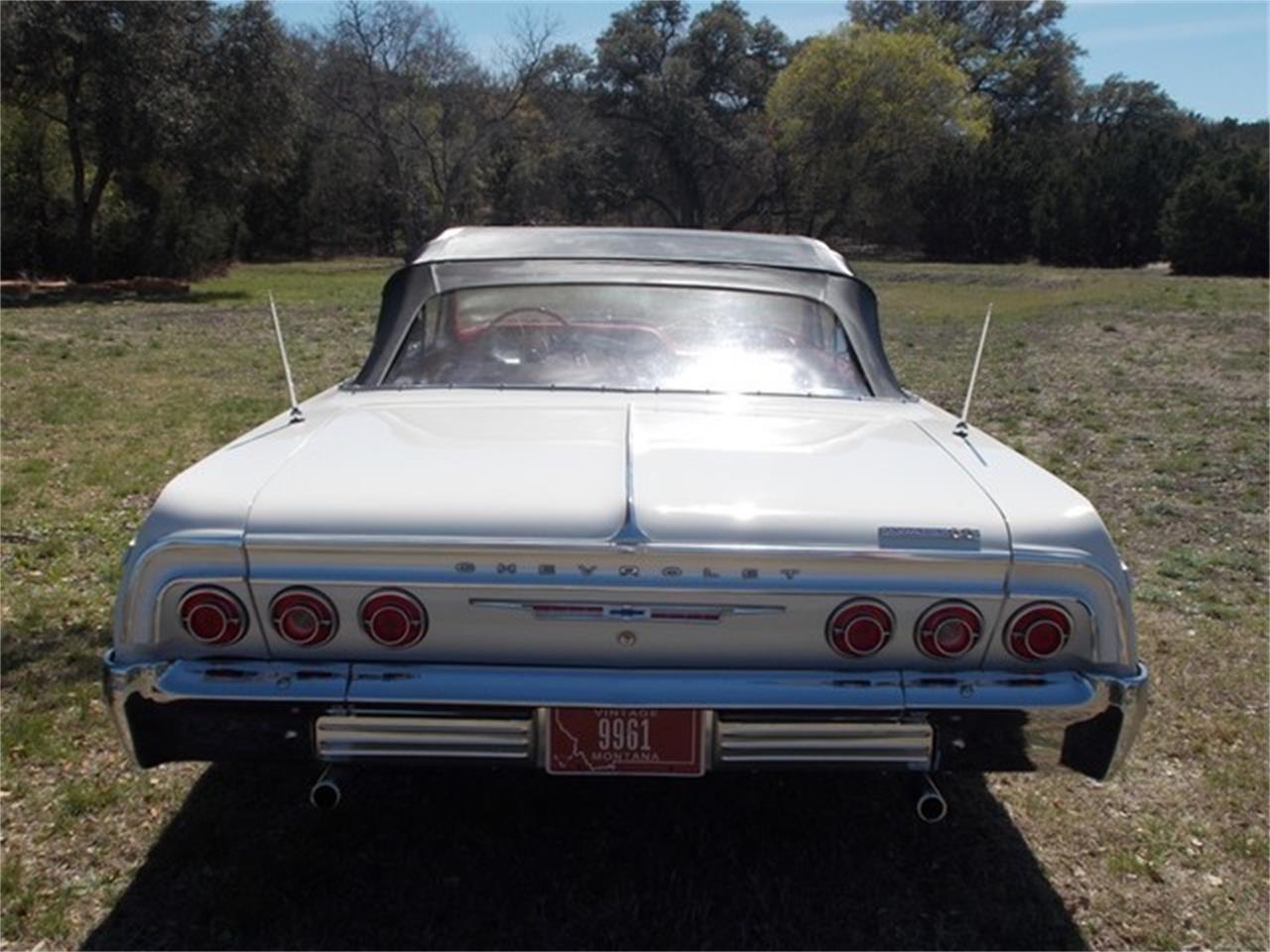 Large Picture of '64 Impala - LRYU