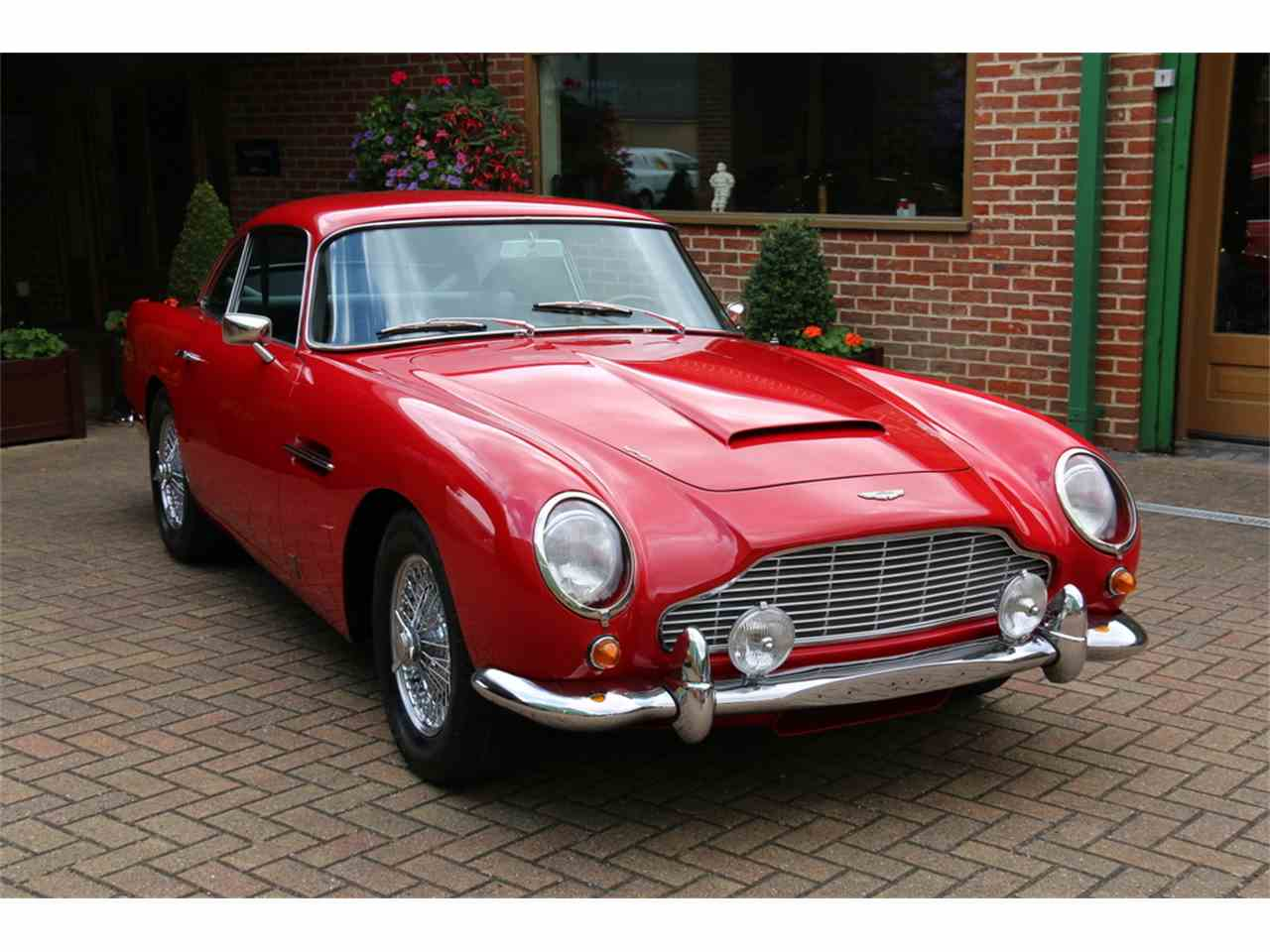 Large Picture of '63 DB5 Saloon - LRZ2