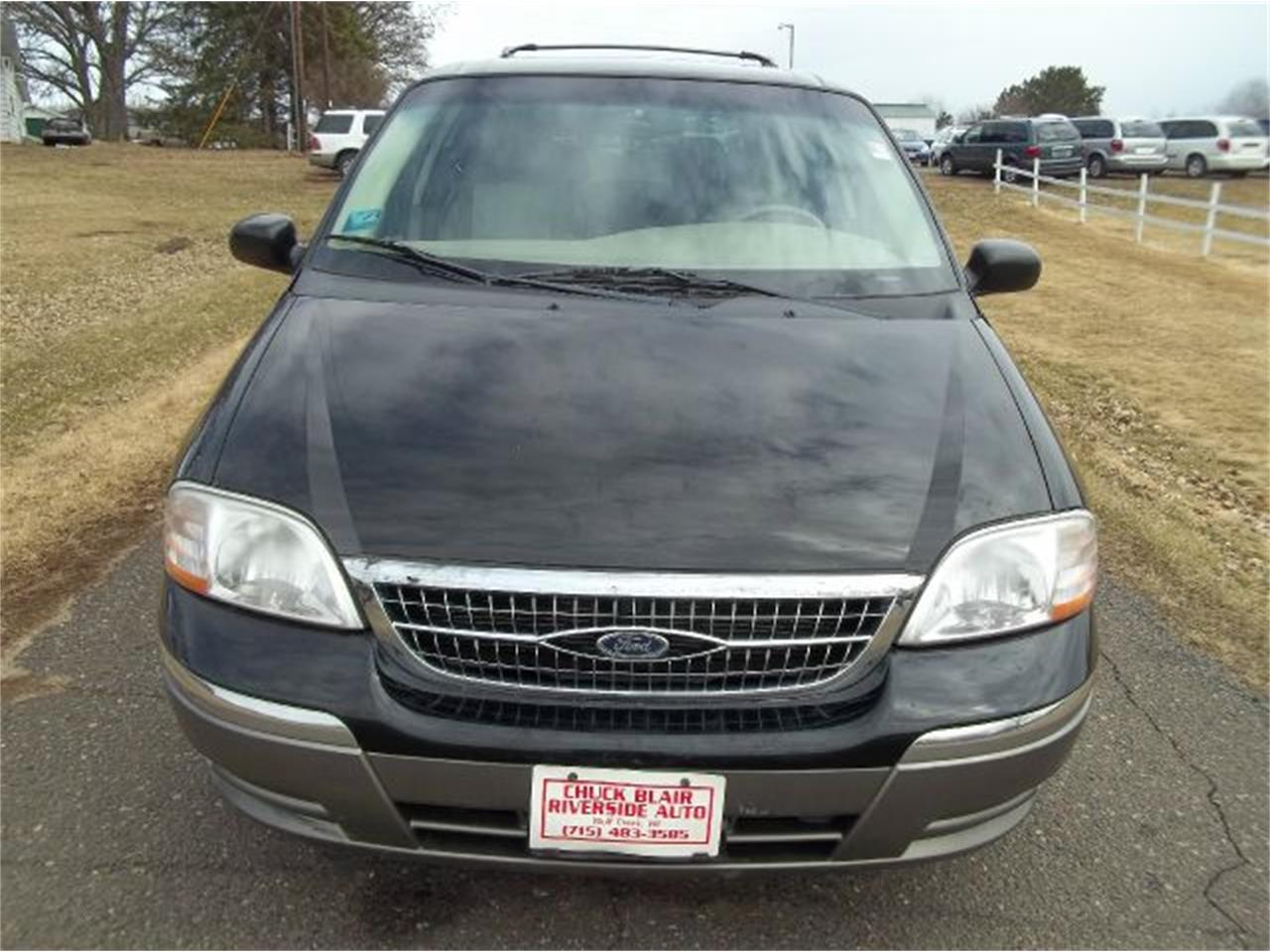 Large Picture of '00 Windstar - LRZ9