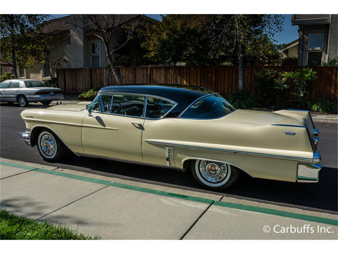 Large Picture of 1957 Cadillac Series 62 - LRZC