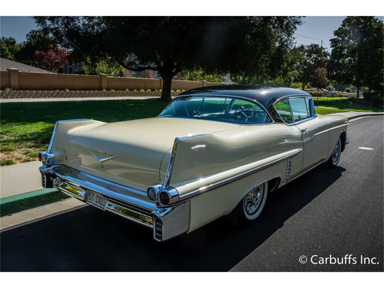 Large Picture of Classic '57 Cadillac Series 62 located in Concord California - $34,950.00 - LRZC