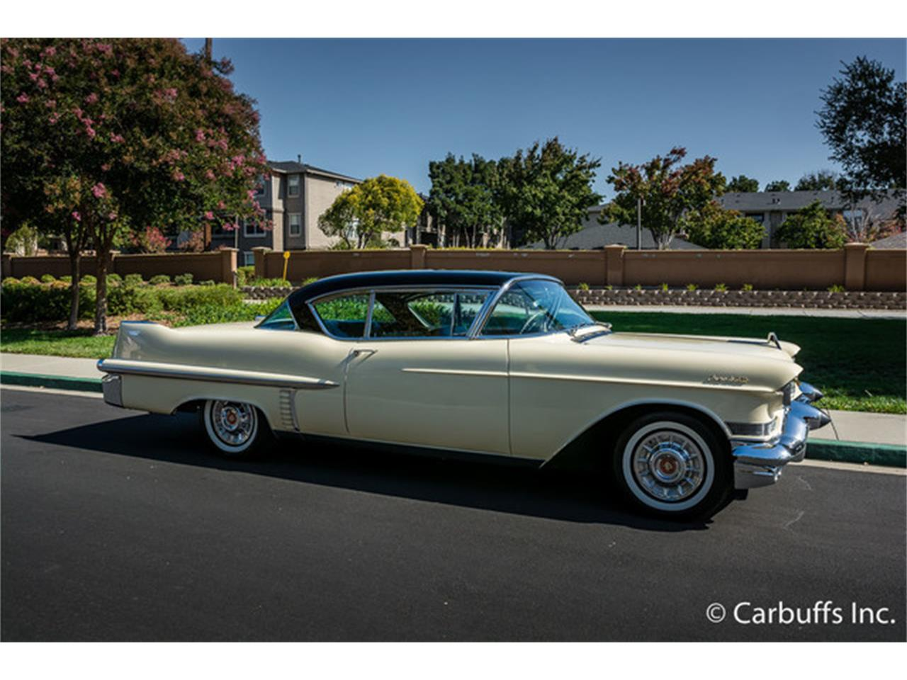 Large Picture of '57 Cadillac Series 62 located in California - LRZC