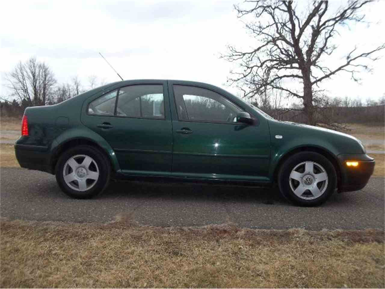 Large Picture of '01 Jetta - LRZE