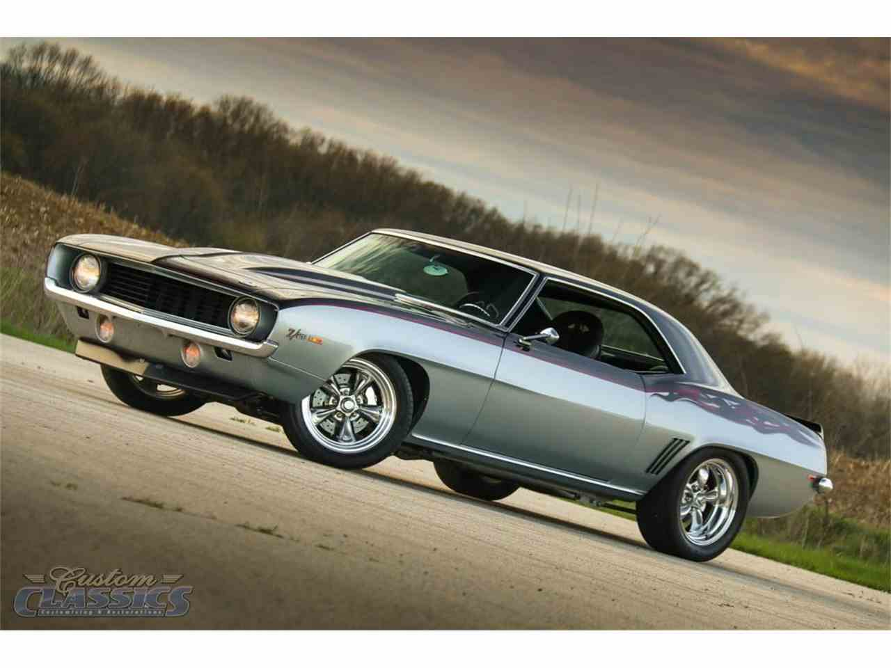 Large Picture of '69 Camaro Z28 - LRZF