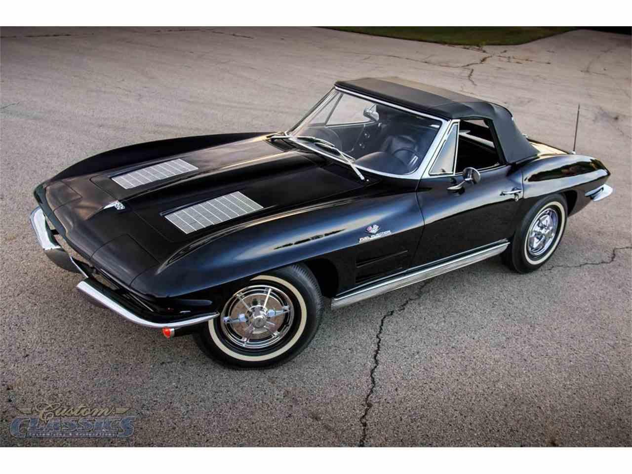 Large Picture of '63 Corvette - LRZQ