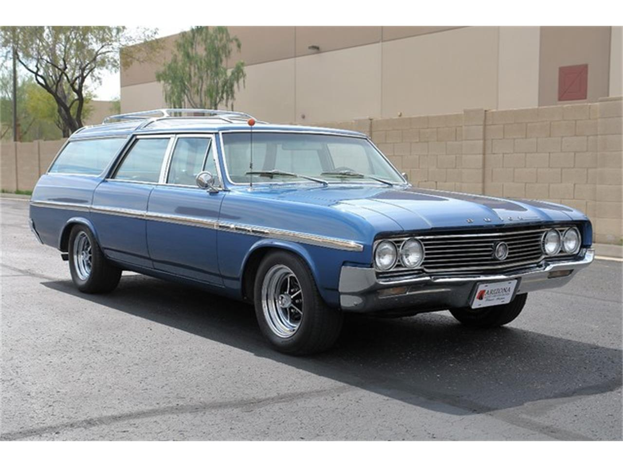 Large Picture of '64 Buick Skylark - LRZX