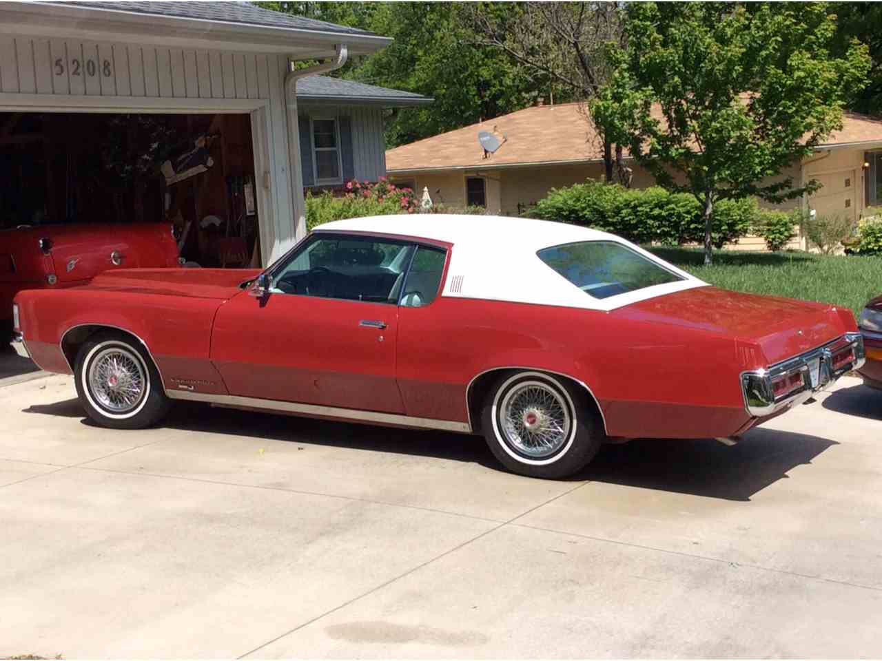 1969 pontiac grand prix for sale cc 1010609. Black Bedroom Furniture Sets. Home Design Ideas
