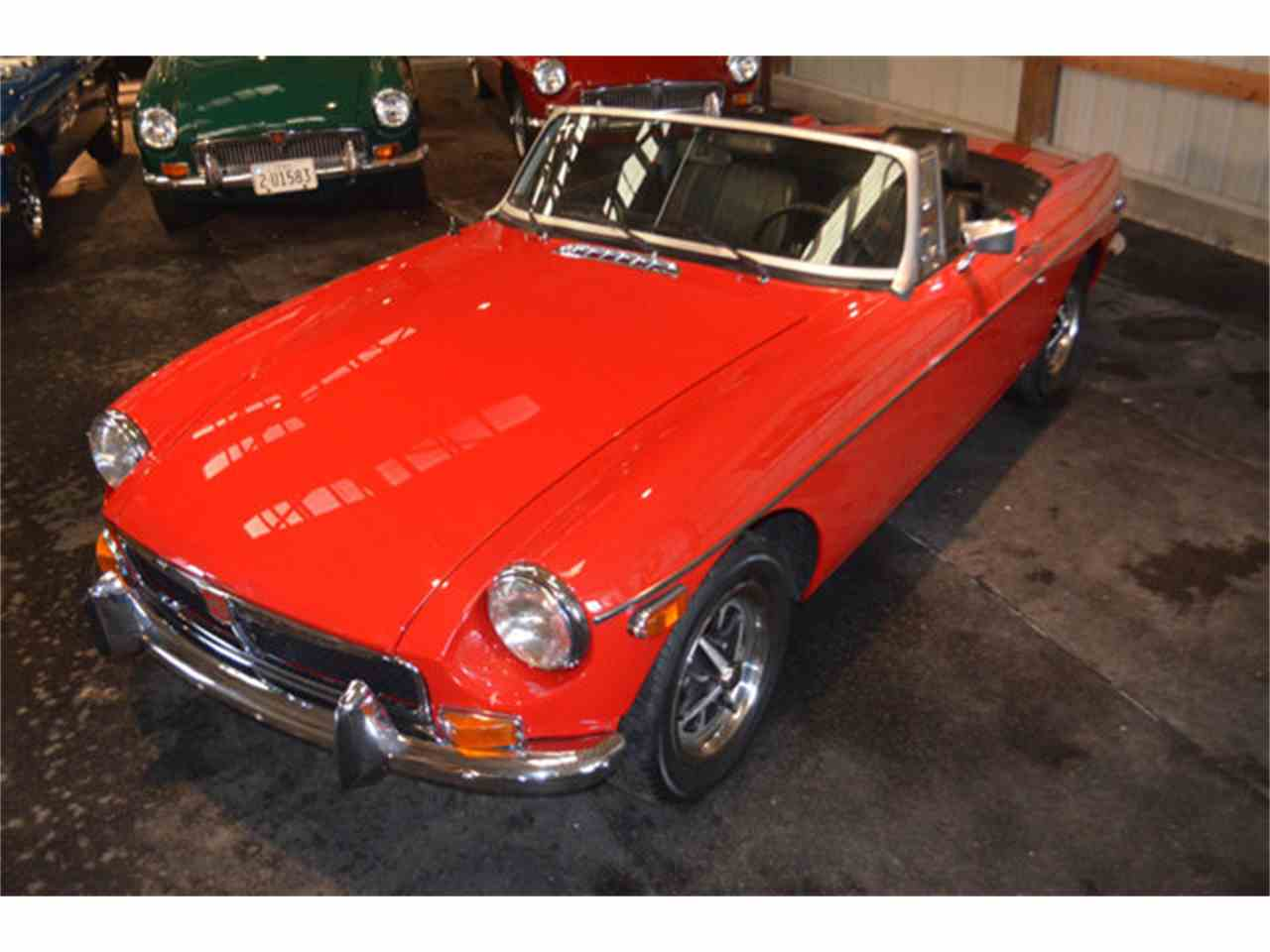 Large Picture of '74 MGB - LS0U