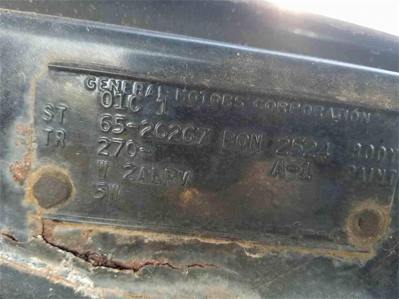 Large Picture of '65 Bonneville - LS1O