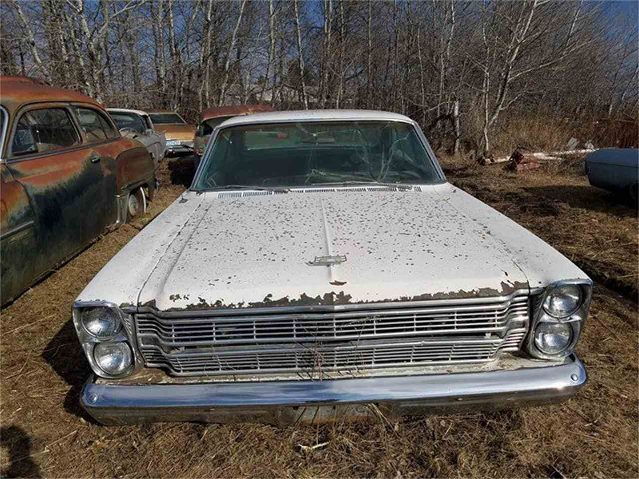 Large Picture of Classic '66 Ford Galaxie 500 located in Minnesota - $2,500.00 - LS1R