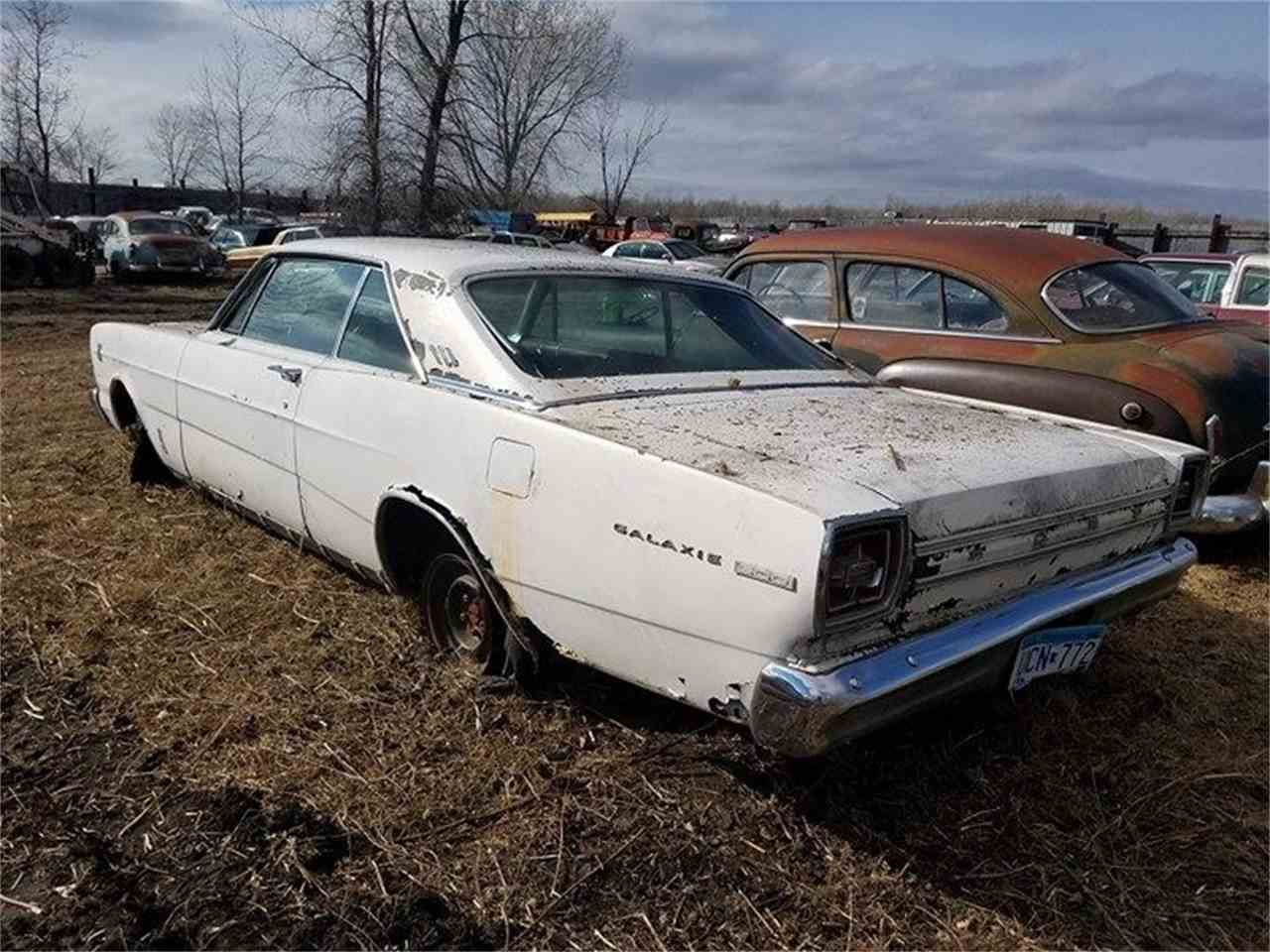 Large Picture of Classic 1966 Ford Galaxie 500 located in Minnesota Offered by Backyard Classics - LS1R