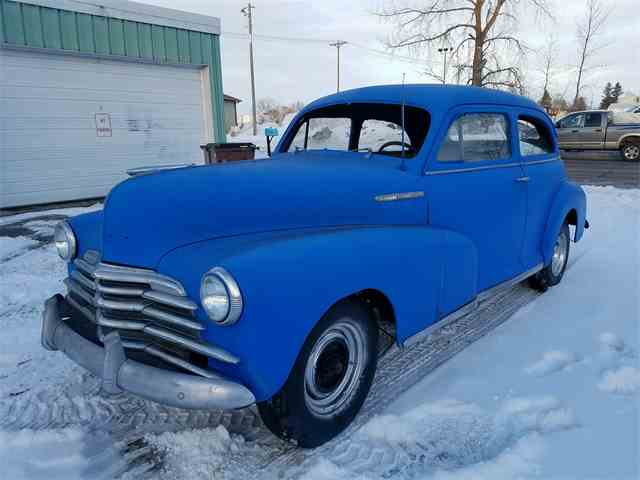 Picture of Classic 1947 Chevrolet Stylemaster located in Minnesota - LS1Y